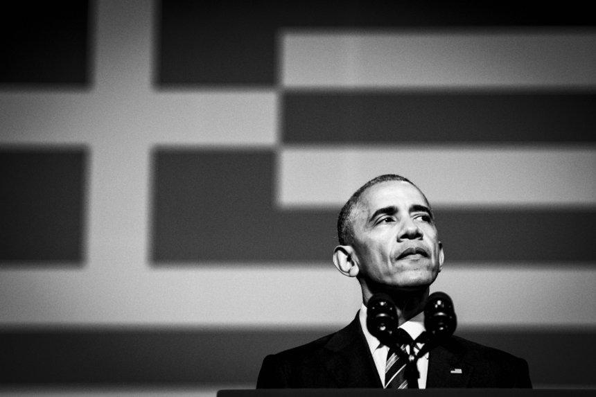 Το τελευταίο αντίο του Μπαράκ Ομπάμα
