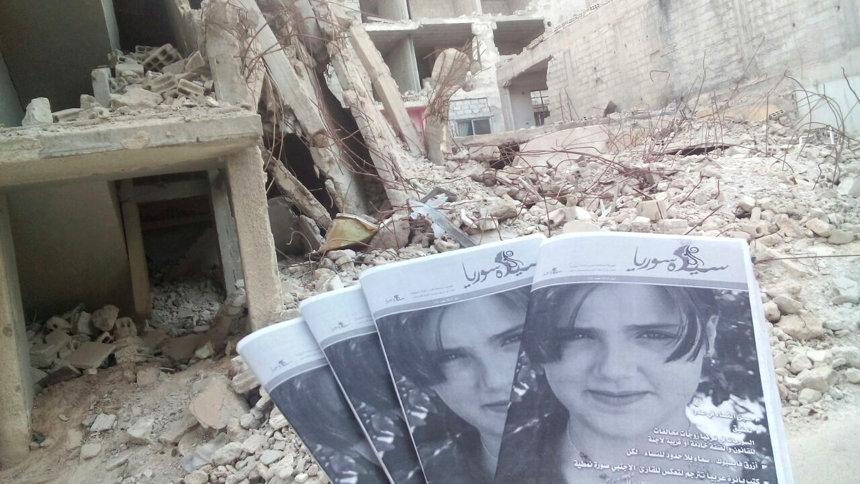 «Στη Συρία όλοι φοβούνται ν' ανοίξουν το στόμα τους»