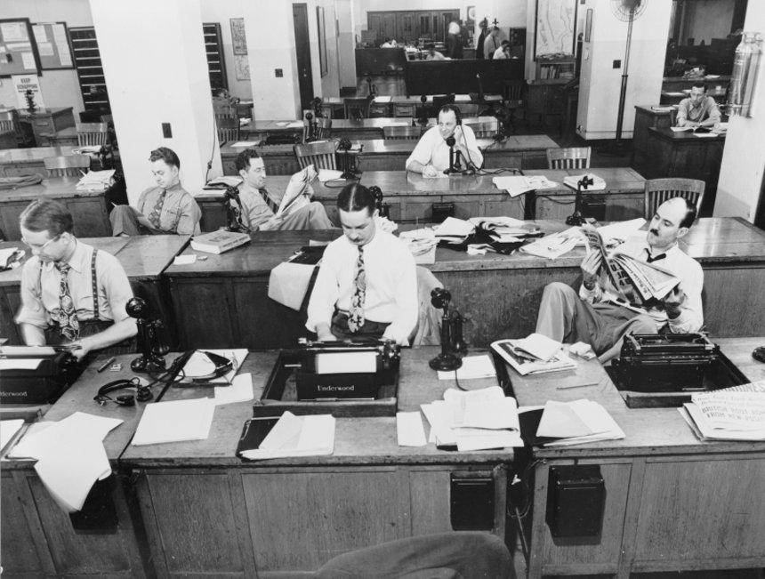 Για μιαν επιστροφή του ανικανοποίητου δημοσιογράφου