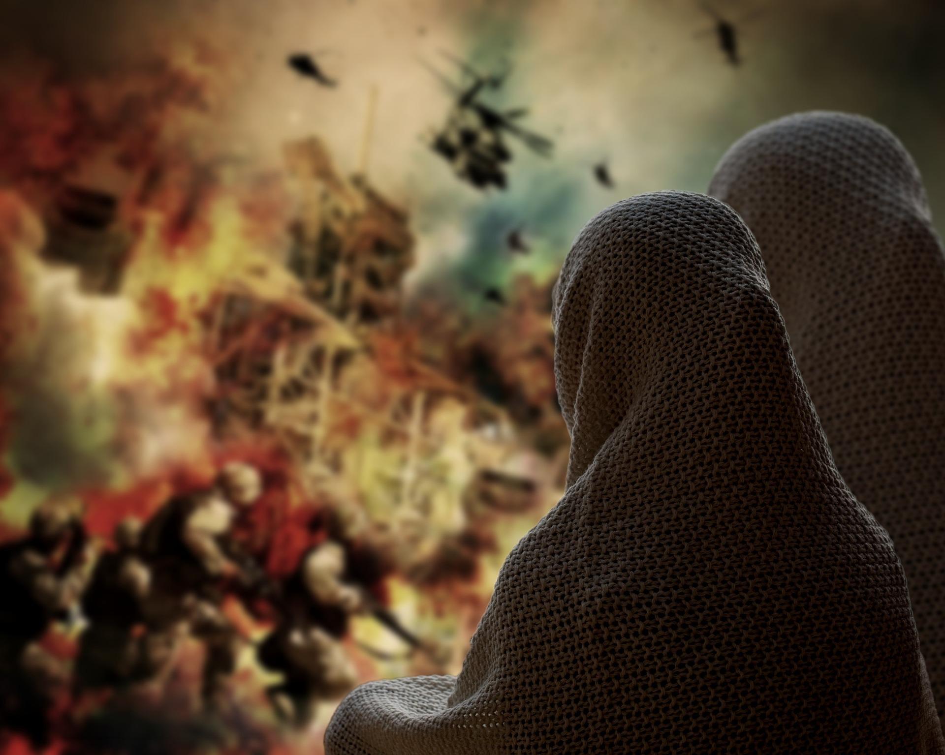 Syria war victims